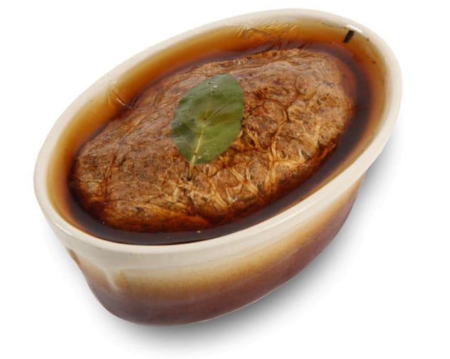 Pâté de foie artisanal